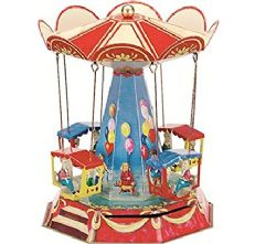 Wind Up Nostalgic Roundabout